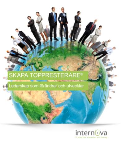 Internovas kompendium om ledarskap - Vikten, Nyttan och Dilemmat