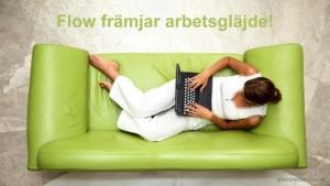 Öka arbetsglädjen med flow - Internov