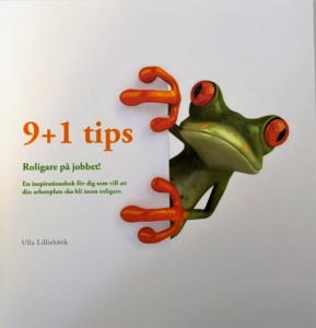 Bok - 9+1 tips Roligare på jobbet!