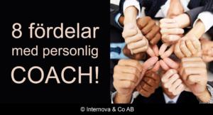 8 fördelar med personlig coach - internova