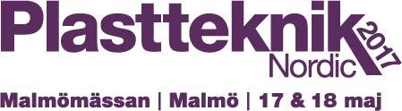 Internova och Plastteknik Nordic - Malmömässan 17 och 18 maj