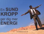 Öka din inre energi med en sund kropp