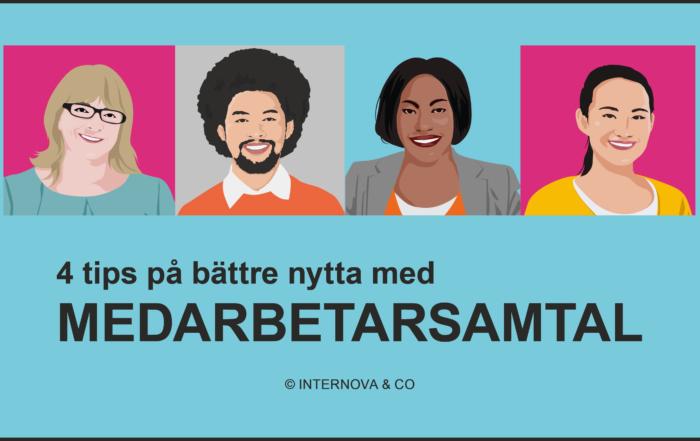 Blogg 4 tips på bättre nytta med medarbetarsamal - för alla parter
