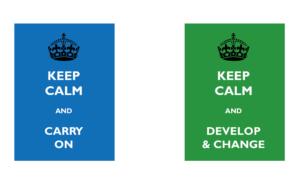 Skillnaden mellan chefskap och ledarskap - carry on