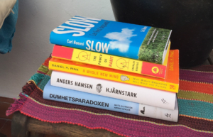 Fem boktips för nya tankar