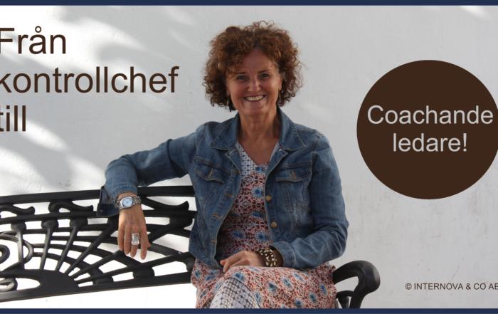 Från kontrollchef till coachande ledare - blogg oktober
