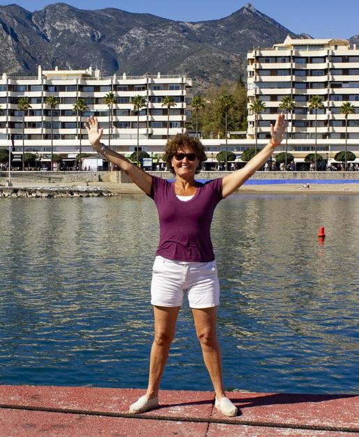 Energikick i Marbella