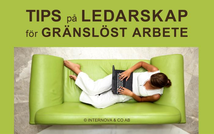 April Bloggbild - Tips på ledarskap för gränslöst arbete - 2020